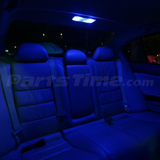 20x Error Free Blue Interior Light Package For 1997-2003