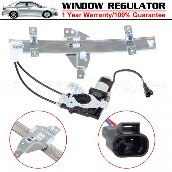 Rear passenger side window regulator w motor for buick for 1998 buick regal window motor