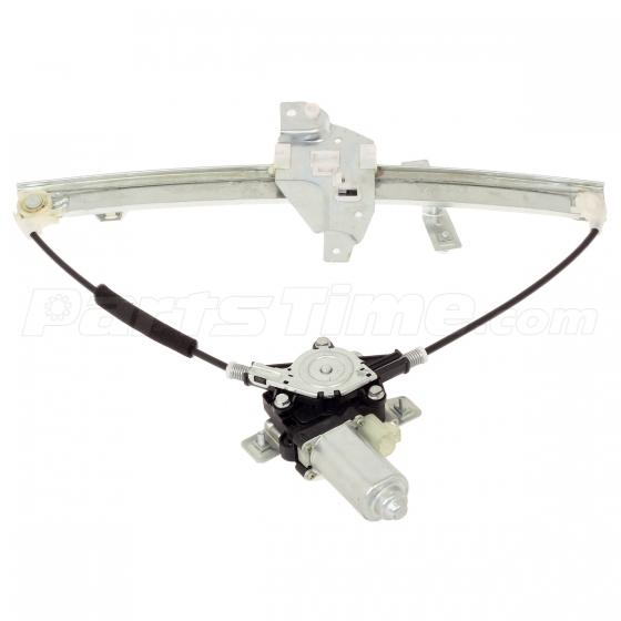 Front driver side power window regulator motor for 00 05 for 2000 chevy impala window regulator