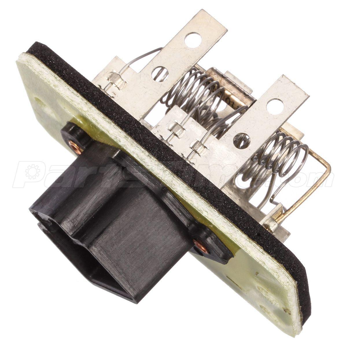 Heater blower motor resistor for ford f 150 f 250 mustang for Ford truck blower motor resistor