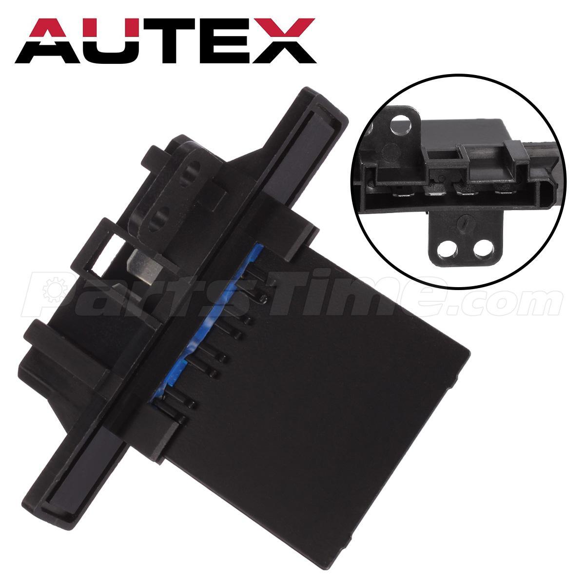 Hvac blower motor resistor for nissan frontier xterra for Nissan frontier blower motor not working