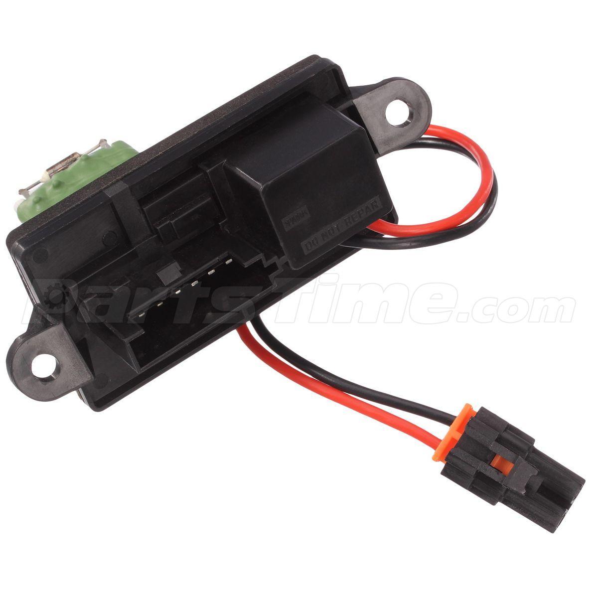 Hvac Blower Motor Resistor W   Wiring Harness For Gmc