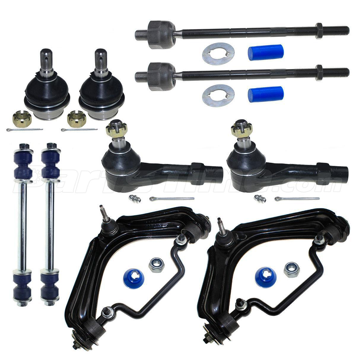 2005 Mercury Mountaineer Suspension: Brand New Front Suspension Kit For 2002 05 Ford Explorer 4